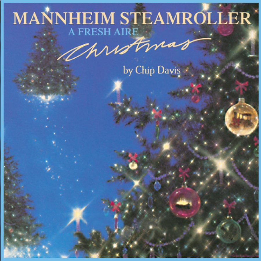 Mannheim Steamroller A fresh air christmas | Vertical Leader