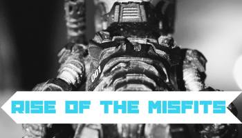 "Free Youth Sermon Series: ""Rise of the Misfits"" 